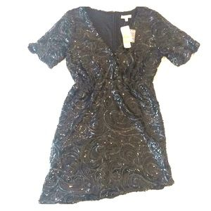 NWT Gianni Bini sequined mini dress